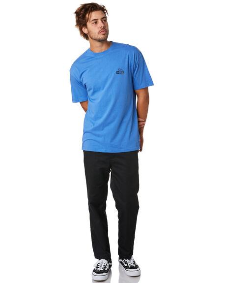 ATOLL BLUE MENS CLOTHING GLOBE TEES - GB01920004ATBLU