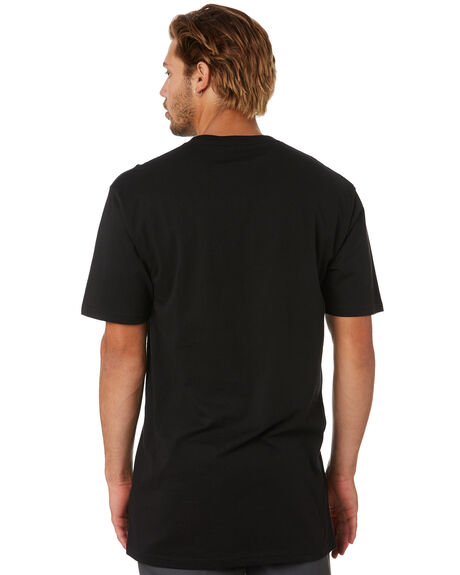BLACK MENS CLOTHING DICKIES TEES - K1200101BK