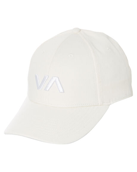 VINTAGE WHITE WOMENS ACCESSORIES RVCA HEADWEAR - R283561OWHT