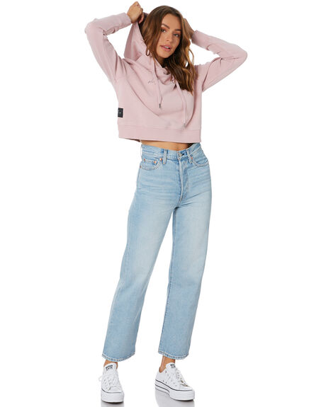 PURPLE WOMENS CLOTHING ALL ABOUT EVE JUMPERS - 6466014PURP