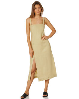 AVOCADO WOMENS CLOTHING ZULU AND ZEPHYR DRESSES - ZZ2358AVO
