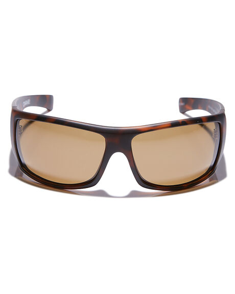 MATTE TORT MENS ACCESSORIES CARVE SUNGLASSES - 1486MTTRT