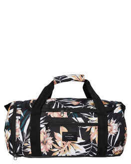 BLACK WOMENS ACCESSORIES RIP CURL BAGS + BACKPACKS - LTRIM10090