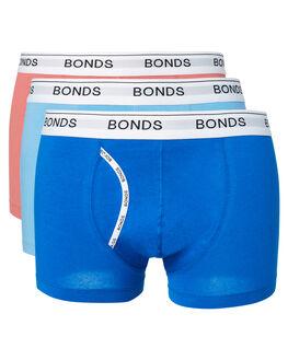 PACK 41 MENS CLOTHING BONDS SOCKS + UNDERWEAR - MZ9641K