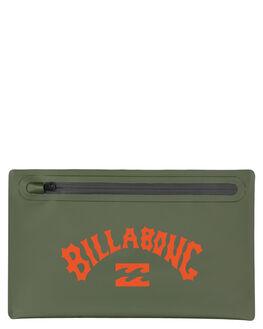 MILITARY MENS ACCESSORIES BILLABONG BAGS + BACKPACKS - 9691510AMILIT