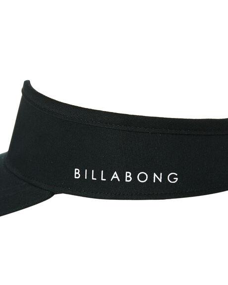 BLACK WOMENS ACCESSORIES BILLABONG HEADWEAR - 6613301ABLK