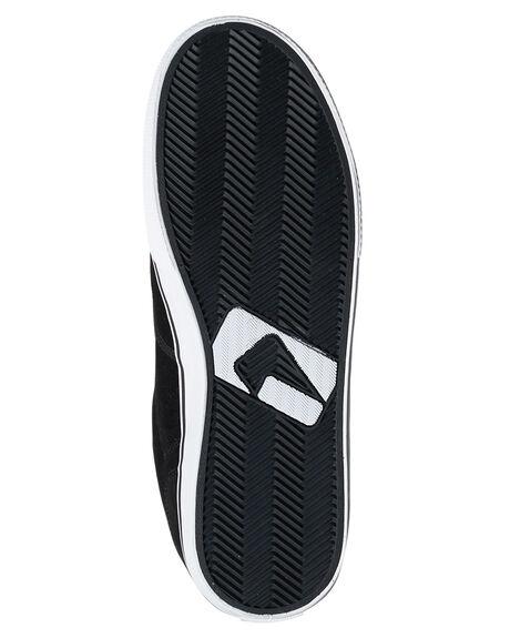 BLACK TOFFEE MENS FOOTWEAR GLOBE SKATE SHOES - GBTRIB-10908