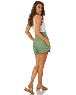 FERN WOMENS CLOTHING LILYA SHORTS - LSH03FERN