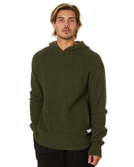 SEAWEED MENS CLOTHING BANKS KNITS + CARDIGANS - WKN0068SEW