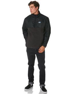 BLACK MENS CLOTHING BILLABONG JUMPERS - 9596630BLK