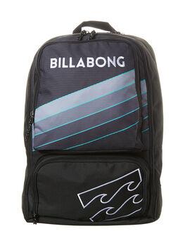 BLACK MENS ACCESSORIES BILLABONG BAGS - 9671004BLK