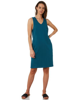 TEAL WOMENS CLOTHING SWELL DRESSES - S8184441TEAL