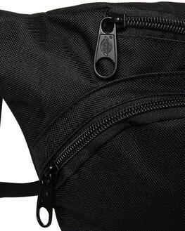 BLACK MENS ACCESSORIES DICKIES BAGS + BACKPACKS - I-04804BLK