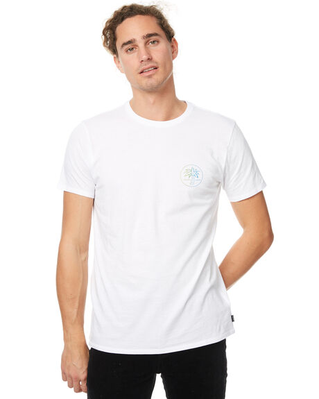 WHITE MENS CLOTHING SWELL TEES - S5174003WHT