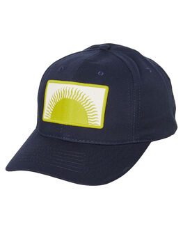 NAVY MENS ACCESSORIES MOLLUSK HEADWEAR - MS1864NVY