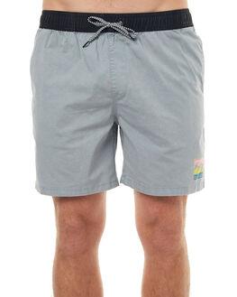DUSTY BLUE MENS CLOTHING BILLABONG SHORTS - 9572721BC3