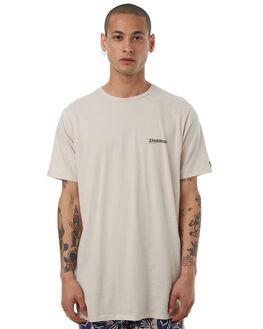 NATURAL MENS CLOTHING ZANEROBE TEES - 104-LYKMNAT
