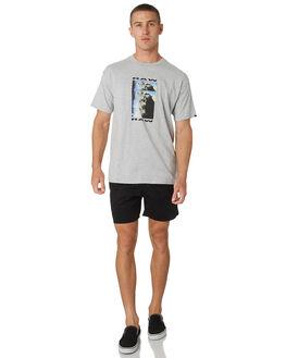 BLACK MENS CLOTHING ZANEROBE SHORTS - 601-FTBLK