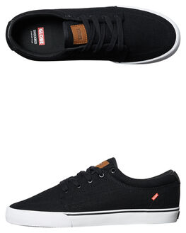 BLACK HEMP MENS FOOTWEAR GLOBE SKATE SHOES - GBGS-20004