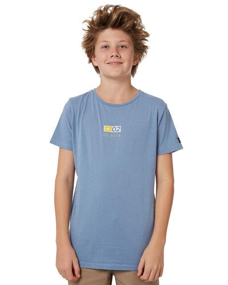 BLUE KIDS BOYS ST GOLIATH TOPS - 2420004BLU