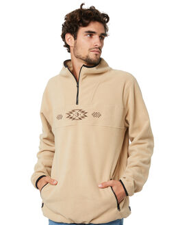 NATURAL MENS CLOTHING TOWN AND COUNTRY JUMPERS - TFT615BNAT