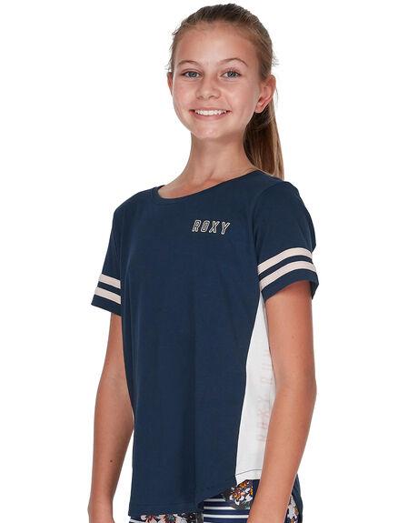 DRESS BLUES KIDS GIRLS ROXY TOPS - ERGZT03336BTK0