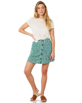 MULTI WOMENS CLOTHING MINKPINK SKIRTS - MP1804434MULTI