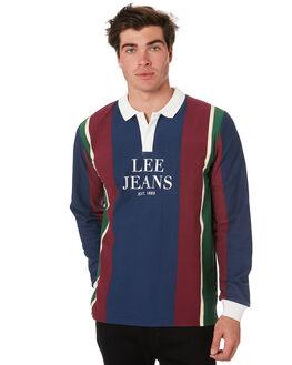RE UP STRIPE MENS CLOTHING LEE SHIRTS - 601934ME3