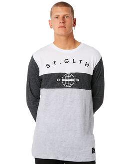 GREY MARLE MENS CLOTHING ST GOLIATH TEES - 4314027GRYM