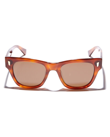 HAVANA POLISHED MENS ACCESSORIES EPOKHE SUNGLASSES - 0762-HAV