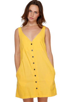 DIJON WOMENS CLOTHING RVCA DRESSES - RV-R291760-DIJ