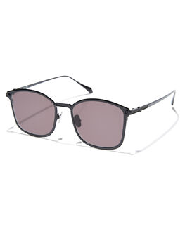 GLOSS BLACK TITANIUM MENS ACCESSORIES VALLEY SUNGLASSES - S0436GBLK