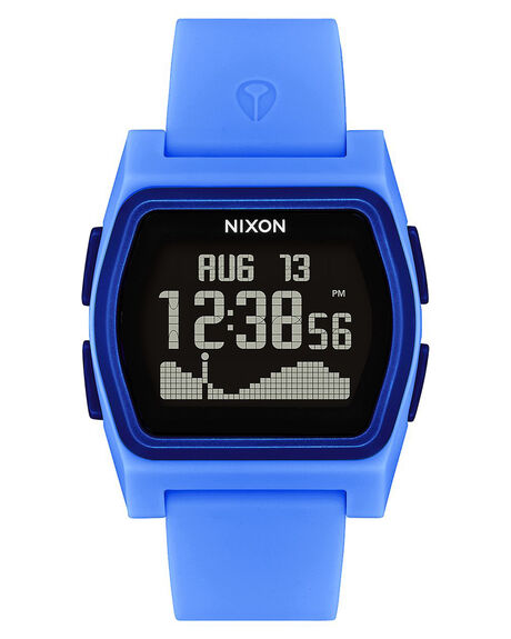 POWDER BLUE WOMENS ACCESSORIES NIXON WATCHES - A1236-2974-00PWBLU