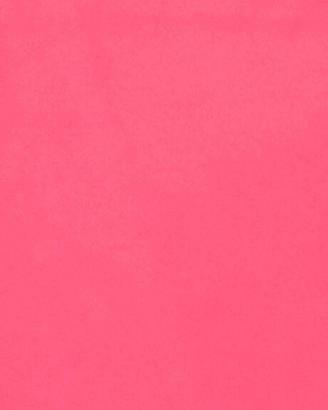 PINK WOMENS SWIMWEAR RVCA BIKINI BOTTOMS - RV-R484826-P01