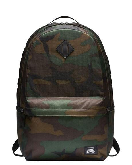 e07b7d43752d Nike Sb Icon Backpack - Camo