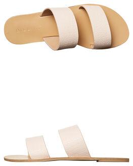 BLUSH LARGE PEBBLE WOMENS FOOTWEAR BILLINI FASHION SANDALS - S404BLHPB