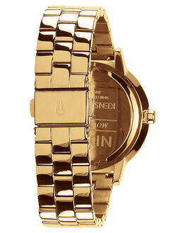GOLD BLACK SUNRAY MENS ACCESSORIES NIXON WATCHES - A0992042AGBS