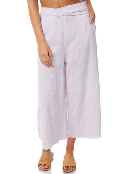 LILAC WOMENS CLOTHING RUE STIIC PANTS - S118-11LIL
