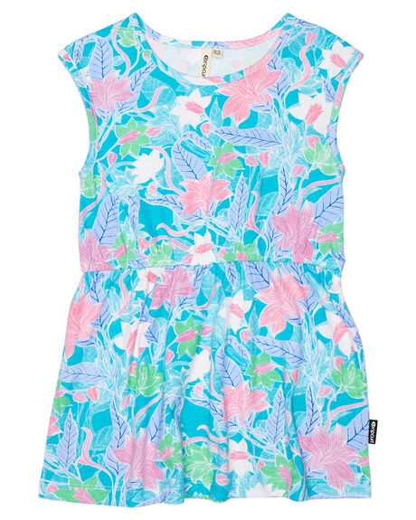 TURQUOISE KIDS TODDLER GIRLS RIP CURL DRESSES - FDRAO10074