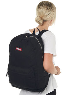 BLACK MENS ACCESSORIES STUSSY BAGS + BACKPACKS - ST773027BLK