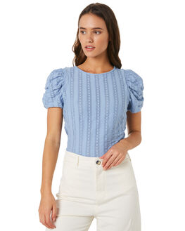 SKY OUTLET WOMENS FREE PEOPLE FASHION TOPS - OB9005224021