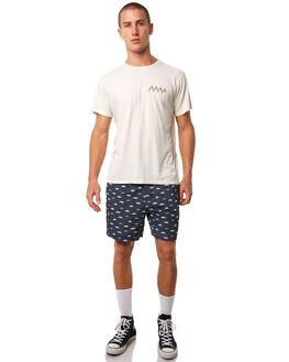 FISH SCHOOL MENS CLOTHING MOLLUSK BOARDSHORTS - MS4035FSH