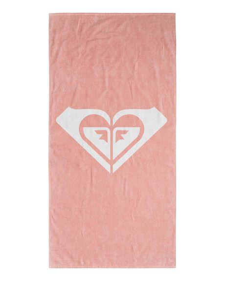 BRIGHT WHITE HERBIER WOMENS ACCESSORIES ROXY TOWELS - ERJAA03816-MGD0