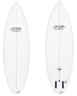 WHITE BOARDSPORTS SURF HAYDENSHAPES PERFORMANCE - HSLOVEBUZZRDWHITE