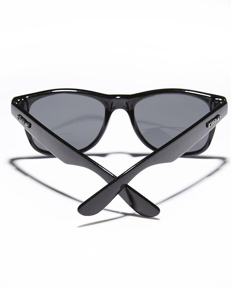 BLACK KIDS BOYS CARVE SUNGLASSES - 4011BLK