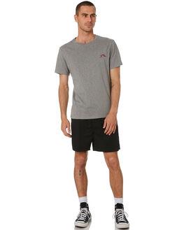FROST GREY MENS CLOTHING RUSTY TEES - TTM2298FGR