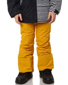 RESIN GOLD BOARDSPORTS SNOW VOLCOM KIDS - I1252002RSG