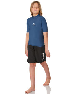 STEEL BLUE OUTLET BOARDSPORTS SWELL RASHVESTS - S3164050STEBL