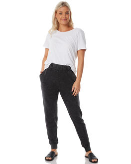 ACID BLACK WOMENS CLOTHING SWELL PANTS - S8183545ACDBK