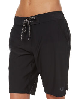 BLACK OUTLET WOMENS RIP CURL SHORTS - GBOCK10090